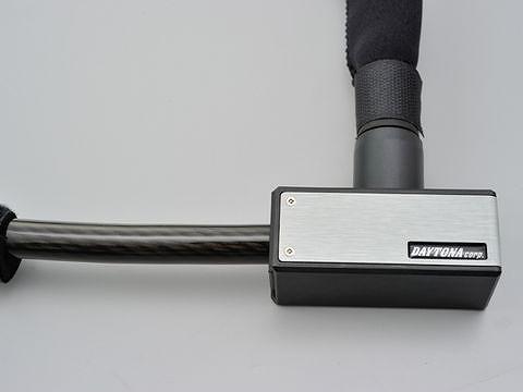 デイトナ 97666 ストロンガーワイヤーロック シルバー 1800mm キーロックタイプ 900g 新作 大人気 カギ セキュリティ ロック 盗難防止 かぎ 防犯 保管 鍵 当店は最高な サービスを提供します