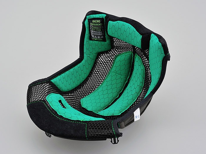 デイトナ 98247 NOLAN ノーラン センターパッド 送料無料(一部地域を除く) Sサイズ 内装パーツ ヘルメット X803 最安値挑戦 オプション 補修パーツ