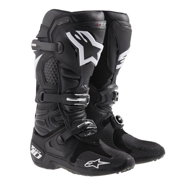 アルパインスター 2010014-10-10 TECH10 ブーツ ブラック 黒 10 (29.0cm)