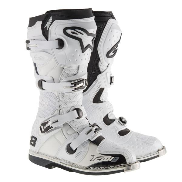 アルパインスター 2011015-20-11 TECH8RS ブーツ ホワイト 白色 ベント 11 (29.5cm)