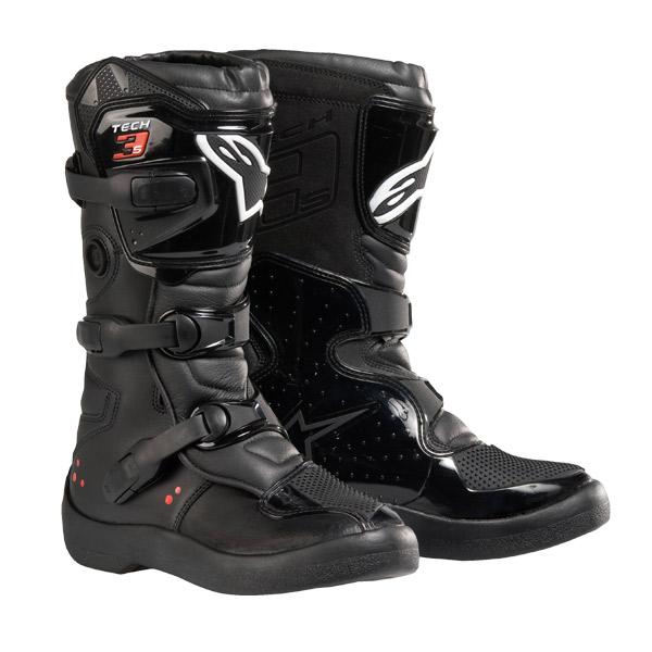 アルパインスター 2014011-10-13 TECH3S Jr ブラック 黒 13 (20.0cm)