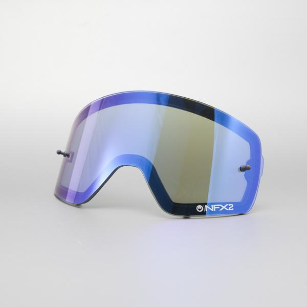 DRAGON DR722-6082 NFX2 レンズ ブルー STEEL