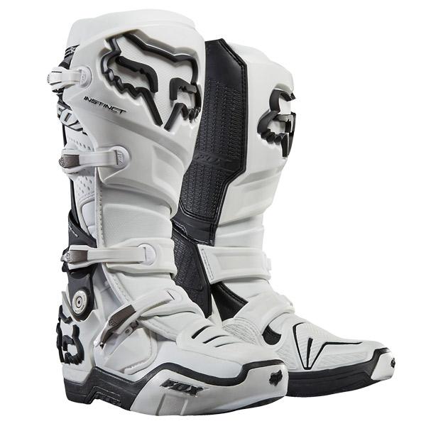 【ご予約品】 FOX 12252-008-12 インスティンクト ブーツ 2.0 12252 ホワイト 12 (28.5cm), 大人かわいい/シャイニングピンク b33692b2