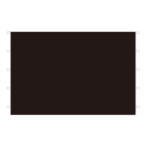 UNIT UN29-1131 キャノピー サイドパネル ブラック 3m