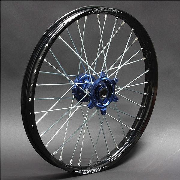 ダートフリーク Z-Wheel W21-18011 AR1 ホイールキット フロント コンプリートキット TE/FE/TC/FC'14-