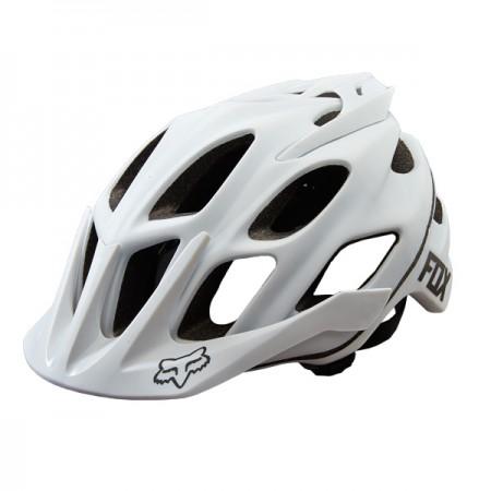 FOX フォックス 16001-067-S/M フラックス ヘルメット マットホワイト S/Mサイズ 自転車用 ダートフリーク