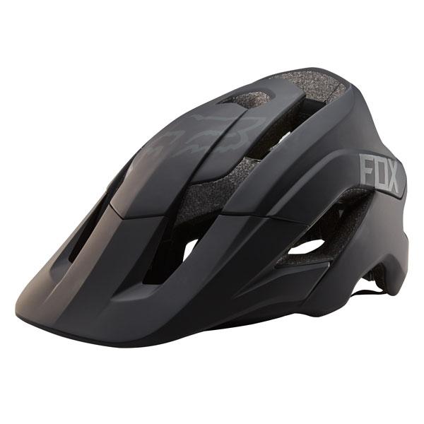FOX フォックス 20140-255-X/2X メタヘルメット マットブラック XL/2XLサイズ 自転車用 ダートフリーク