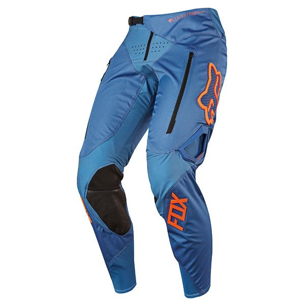 FOX フォックス 20551-002-34 リージョン オフロード パンツ 2017~2018 ブルー 34インチ ズボン ダートフリーク
