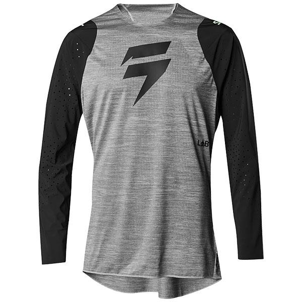 SHIFT シフト 21639-324-XL ブルーレーベル 2.0 アイスランド LE ジャージ 2019 ブラック/チャコール XLサイズ 長袖Tシャツ ダートフリーク