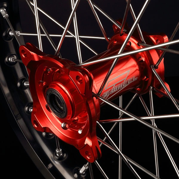 Z-Wheel ズィーウィール W41-13213 AR1ミニ用リプレースメントハブ アステライトハブ リア レッド CRF150R ダートフリーク