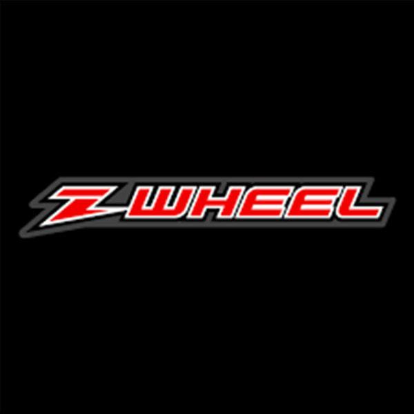 Z-Wheel ズィーウィール W41-12233 アステライトハブ リア レッド XR250 '95~ ダートフリーク
