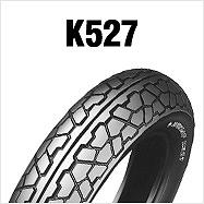 ダンロップ DUNLOP 124609 K527 120/90-17M 64V TL リア バイク タイヤ ダンロップ 124609
