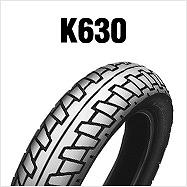 ダンロップ DUNLOP 206729 K630 130/80-16M 64S TL リア バイク タイヤ ダンロップ 206729