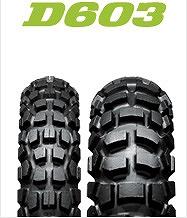 ダンロップ DUNLOP 227887 D603 ブロロ 4.60-18 63P リア WT バイク タイヤ ダンロップ 227887