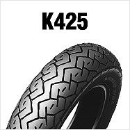 ダンロップ DUNLOP 246579 K425 160/80-15M 74S リア WT バイク タイヤ ダンロップ 246579