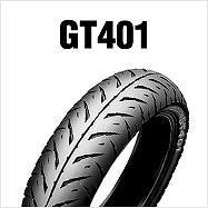 ダンロップ DUNLOP 257619 GT401 130/70-17M 62H リア WT バイク タイヤ ダンロップ 257619