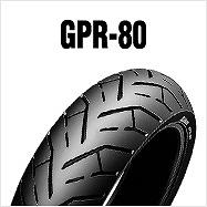 ダンロップ DUNLOP 269881 GPR80 140/70R17M 66H リア WT バイク タイヤ ダンロップ 269881
