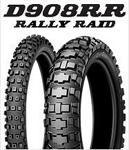 ダンロップ DUNLOP 279827 D908RR ラリーライド 90/90-21M 54R フロント WT バイク タイヤ ダンロップ 279827