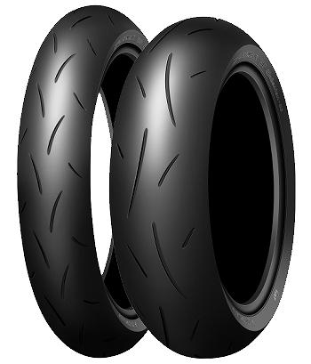 ダンロップ DUNLOP 287225 GP Unbeaten-01 スポーツマックス 180/55ZR17(73W) TL リア バイク タイヤ ダンロップ 287225