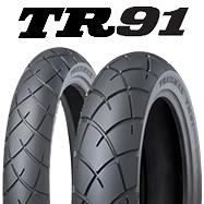 ダンロップ DUNLOP 293495 TR91 90/90-21M 54H TL フロント バイク タイヤ ダンロップ 293495