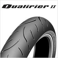 ダンロップ DUNLOP 296529 Qualifire2 クオリファイア 190/50ZR17M (73W) TL リア バイク タイヤ ダンロップ 296529
