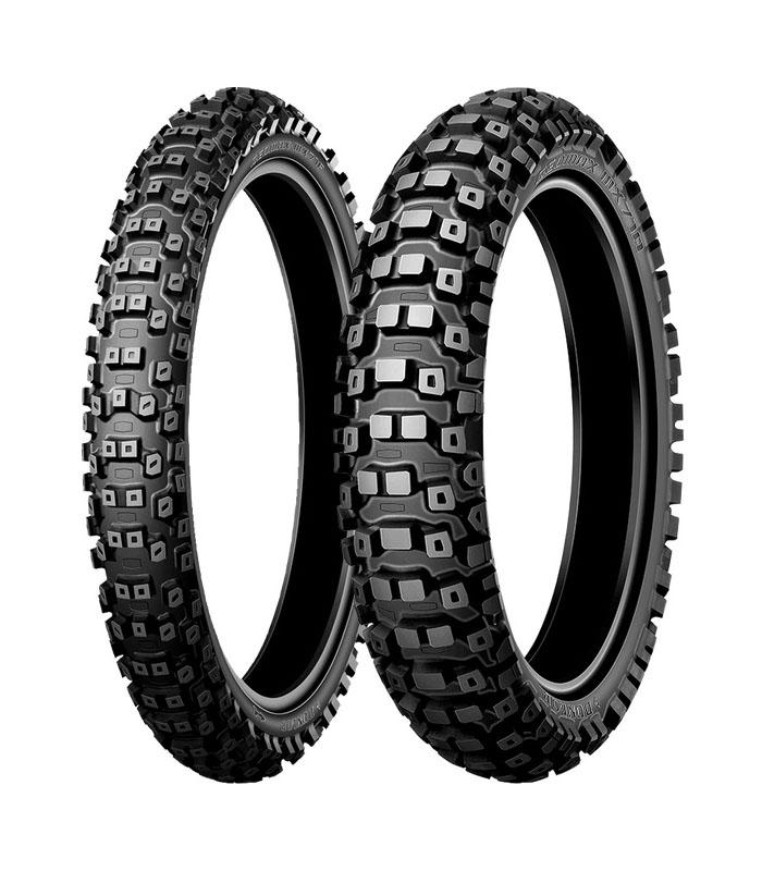 ダンロップ DUNLOP 304411 MX71 ジオマックス 110/90-19 62M リア WT バイク タイヤ ダンロップ 304411