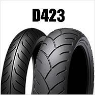ダンロップ DUNLOP 308857 D423 200/50R17 MC (75V) TL リア バイク タイヤ ダンロップ 308857