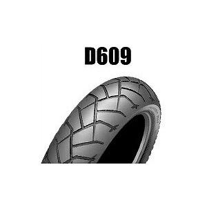 ダンロップ DUNLOP 309053 D609 120/70ZR17M (58W) TL フロント バイク タイヤ ダンロップ 309053