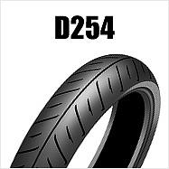 ダンロップ DUNLOP 310415 D254F 130/60R19 MC (61H) TL フロント バイク タイヤ ダンロップ 310415