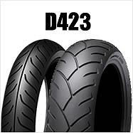 ダンロップ DUNLOP 310421 D423FK 120/70ZR18 MC (59W) TL フロント バイク タイヤ ダンロップ 310421
