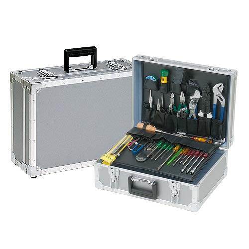 エンジニア KS-11 ツールキット 工具セット ツールセット ケース外寸:455X330X176mm 重量:12kg