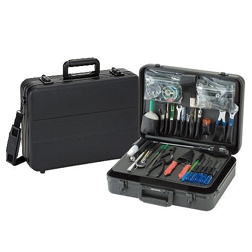 エンジニア KS-31 アタッシュ工具セット 工具セット ツールセット ケース外寸:413X306X122mm 重量:5.4kg