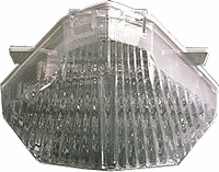 エトスデザイン V035Y7 LEDクリアーテールユニット 06- 07 YZF-R6 エトスデザイン V035Y7