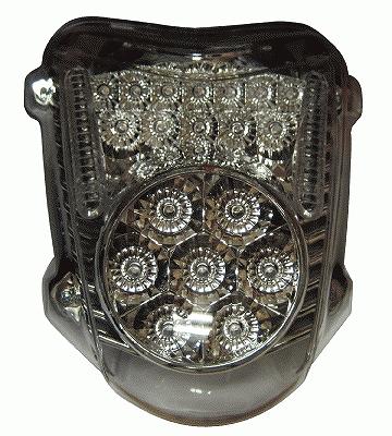 エトスデザイン V035S5 LEDクリアーテールランプユニット 08-隼 エトスデザイン V035S5