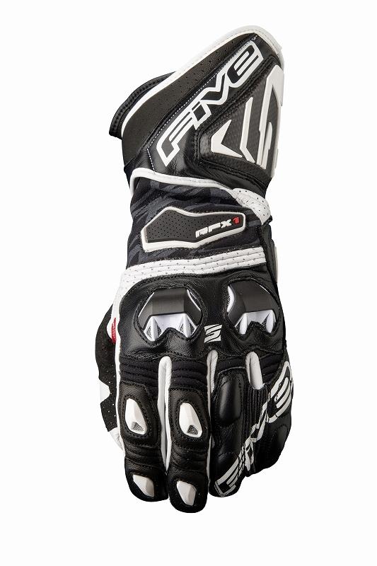 FIVE ファイブ RFX1 016 グローブ ブラック 黒 BK/ホワイト 白 WH Sサイズ 防寒 バイク バイク用 グローブ