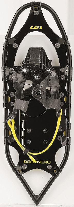 ガノー GARNEAU 1493167 コース ボア BOA ブラック×イエロー(6D2) バックカントリー ランニングスノーシュー