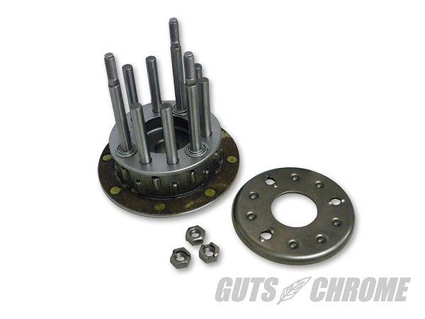 GUTS CHROME 7100-0003 3スタッドクラッチハブKIT GUTS CHROME ガッツ クローム 7100-0003 3スタッドクラッチハブキット ガッツ クローム 7100-0003