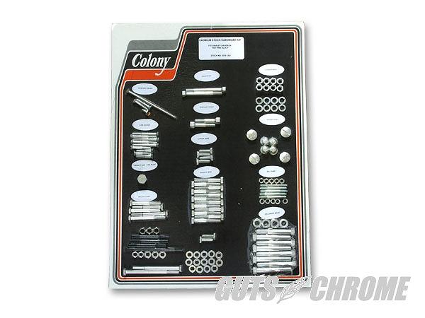 COLONY 8315CAD 純正スタイルハードウェアキットCAD 57-66XL ガッツ クローム 8315cad