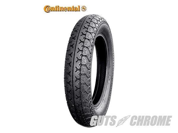 Continental コンチネンタル 97110 K112 MT90-16 タイヤ チューブ/チューブレス ガッツ クローム 97110