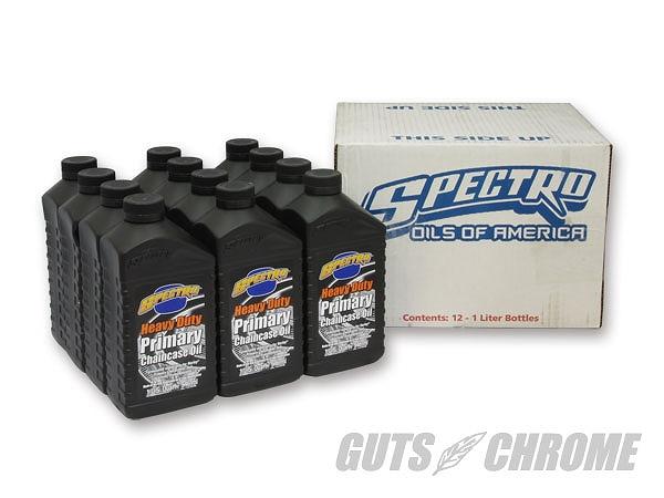 SPECTRO スペクトロ SP-004C プライマリー/XLギアオイル ケース売リ ガッツ クローム sp-004c