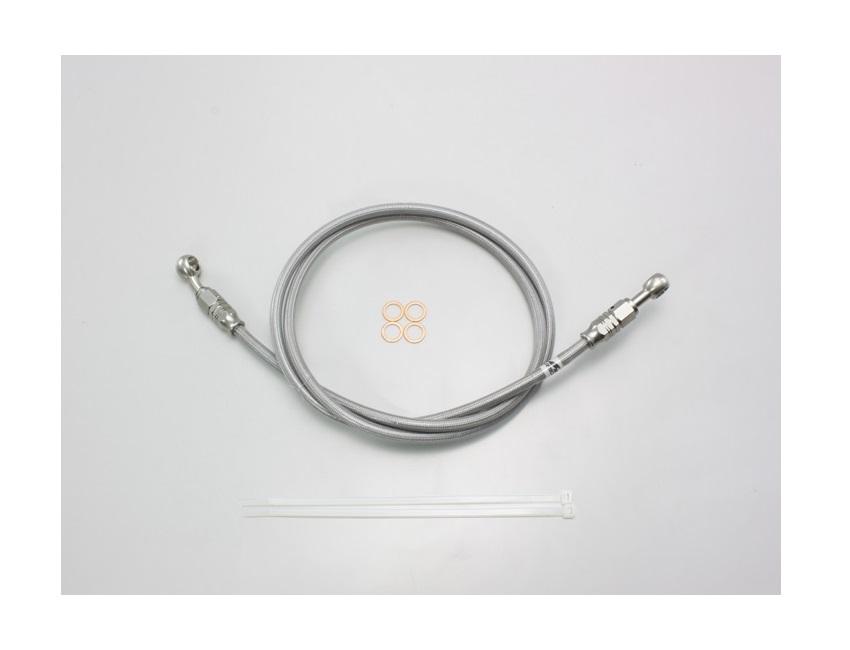 �リケーン HB7M235S ブレーキホース SURE SYSTEM LINE 超美��入��質至上 長�235cm ステンレス製 フル トレンド Mタイプ hb7m235s