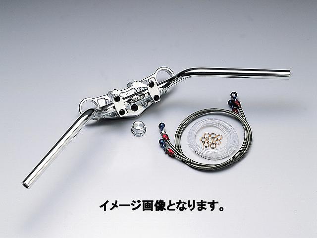 ハリケーン HBK509A バーハンドルキット GPZ900R(-A6).ブレーキホース ハリケーン hbk509a