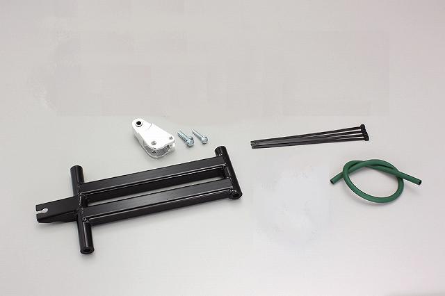 ハリケーン HF1013 ロングホイールベースキット ブラック スーパーDio/ZX/SR 120mmロング ハリケーン hf1013