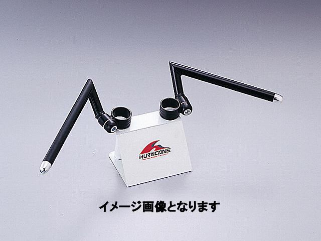ハリケーン HS3607B-01 セパレートハンドル ブラック タイプI GPX250R/RII ハリケーン hs3607b-01