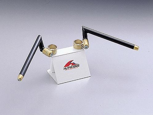 ハリケーン HS3701G-01 セパレートハンドル ゴールド タイプI FT400/500.GSX750E4('83) ハリケーン hs3701g-01