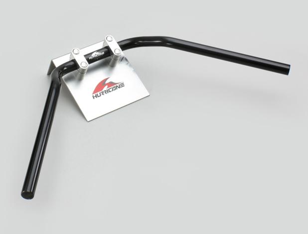 ハリケーン H011-066B ナロープルバック1型 ハンドルセット ハンドルキット ブラック CB400SB('05~'07 NC39)