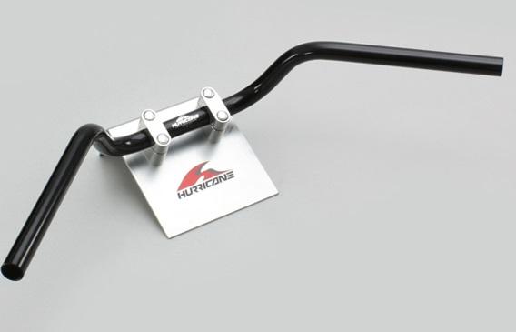 ハリケーン H702-046B ナロー2型 ハンドルセット ハンドルキット ブラック ZRX1200R ZRX1100/2