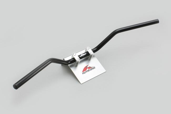 ハリケーン H705-033B トラッカースペシャル ハンドルセット ハンドルキット ブラック W800