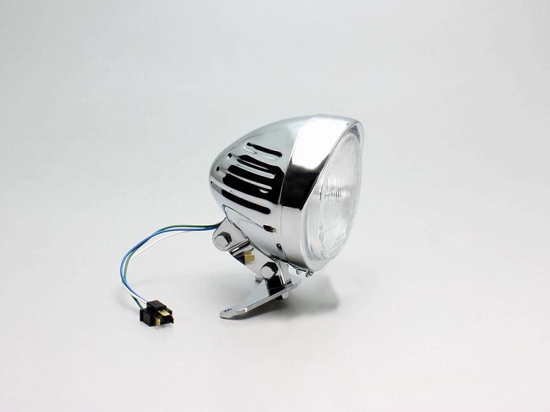 ハリケーン HA5647 5.5ハイパワースリットライトキット クロームメッキ BOLT ボルト/R/ABS
