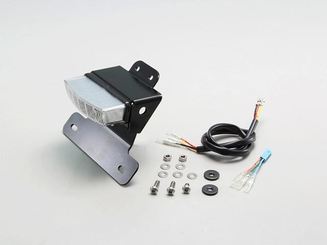 ハリケーン HA5819C テールランプキット LEDレクタングル クリアレンズ レブル250(MC49) レブル500(PC60)